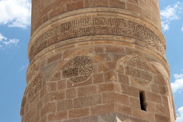 612 YILLIK CAMİ, RESTORE EDİLİYOR
