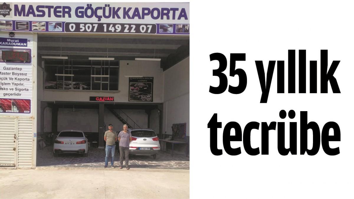 35 YILLIK TECRÜBE