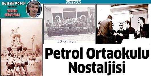 PETROL ORTAOKULU NOSTALJİSİ