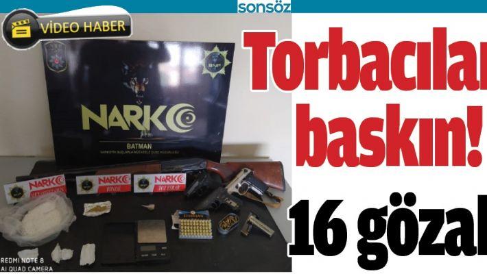 TORBACILARA BASKIN!