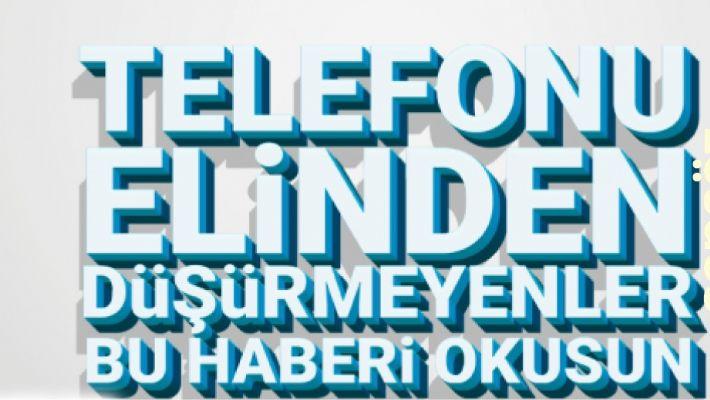TELEFON BAĞIMLILARI DİKKAT!