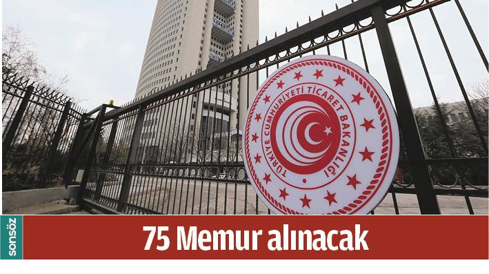 75 MEMUR ALINACAK