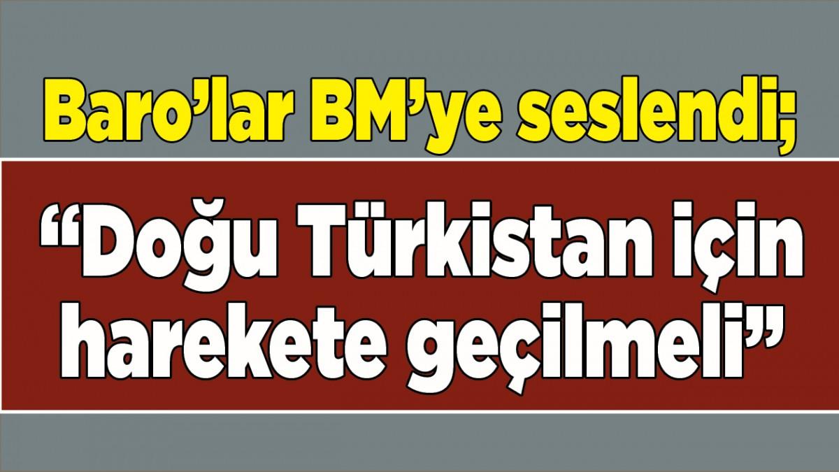 BARO'LAR BM'YE SESLENDİ