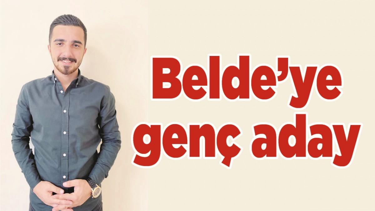 BELDE'YE GENÇ ADAY