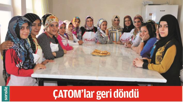 ÇATOM'LAR GERİ DÖNDÜ