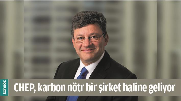 CHEP, KARBON NÖTR BİR ŞİRKET HALİNE GELİYOR