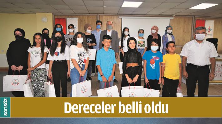 DERECELER BELLİ OLDU