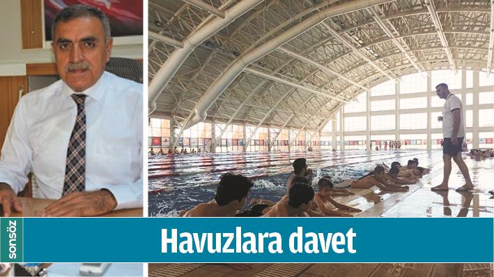 HAVUZLARA DAVET