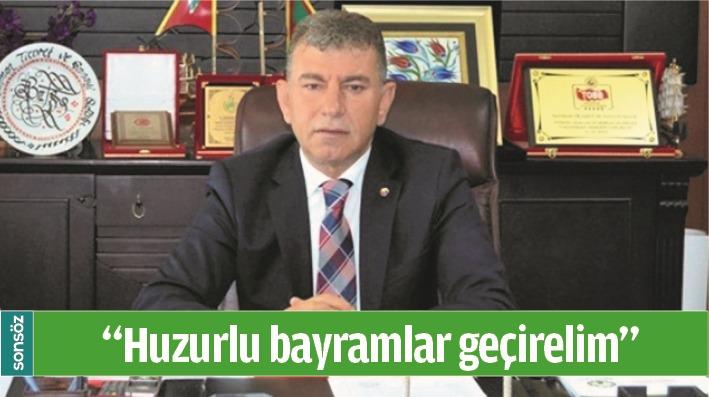 """""""HUZURLU BAYRAMLAR GEÇİRELİM"""""""