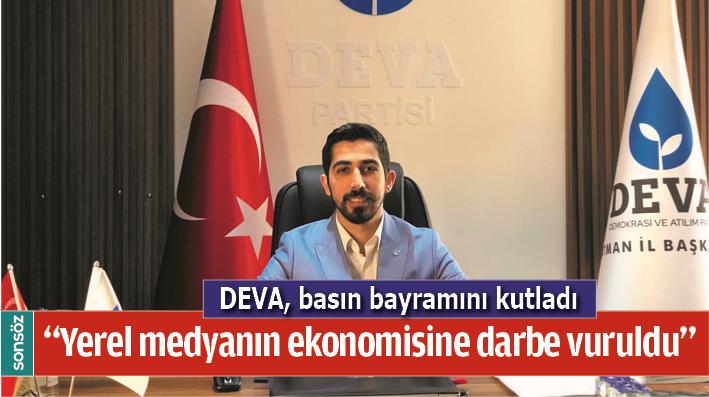 """""""YEREL MEDYANIN EKONOMİSİNE DARBE VURULDU"""""""