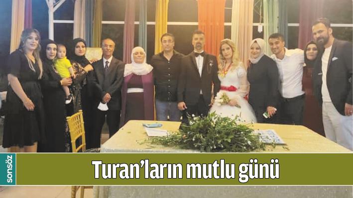 TURAN'LARIN MUTLU GÜNÜ