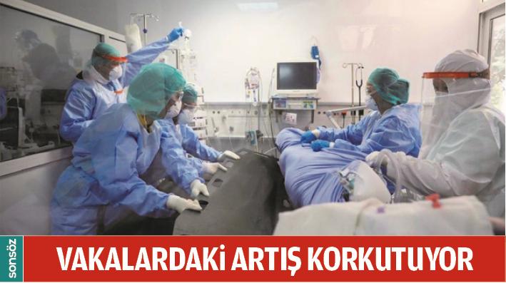 VAKALARDAKİ ARTIŞ KORKUTUYOR