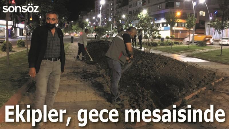 EKİPLER, GECE MESAİSİNDE