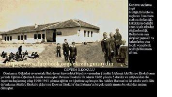 BATMAN DEVRİM İLKOKULU NOSTALJİSİ