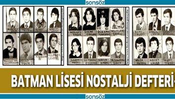 BATMAN LİSESİ NOSTALJİ DEFTERİ-4