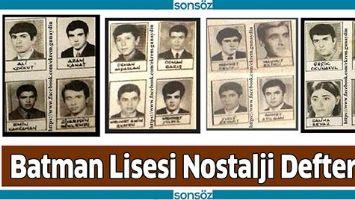 BATMAN LİSESİ NOSTALJİ DEFTERİ-5