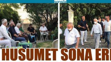 HUSUMET SONA ERDİ