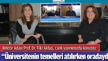 """""""BATMAN ÜNİVERSİTESİNİN TEMELLERİ ATILIRKEN ORADAYDIM"""""""