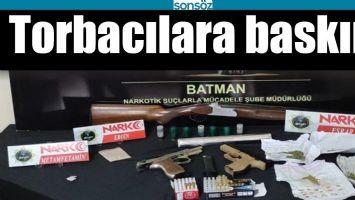 BATMAN'DA TORBACILARA BASKIN!