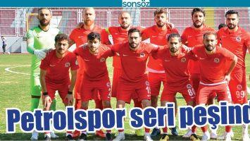PETROLSPOR SERİ PEŞİNDE