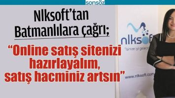 NLKSOFT'TAN BATMANLILARA ÇAĞRI