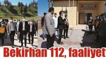 BEKİRHAN 112, FAALİYETTE