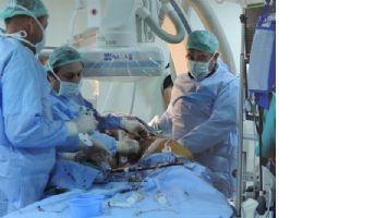 Bölge'nin doktorları, Türkiye'de bir ilki başardı