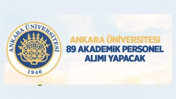 89 ÖĞRETİM ÜYESİ ALINACAK