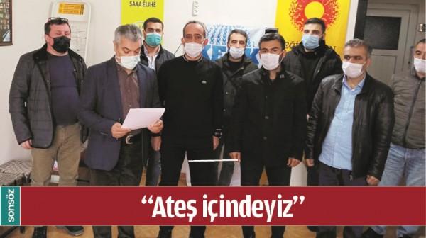 """""""ATEŞ İÇİNDEYİZ"""""""