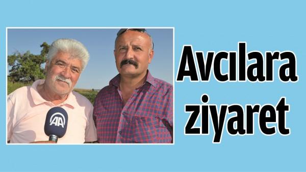 AVCILARA ZİYARET