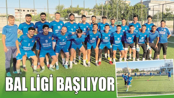 BAL LİGİ BAŞLIYOR