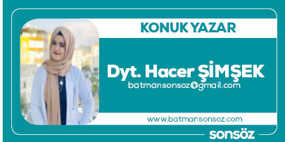 BAYRAM SOFRALARINA DİKKAT