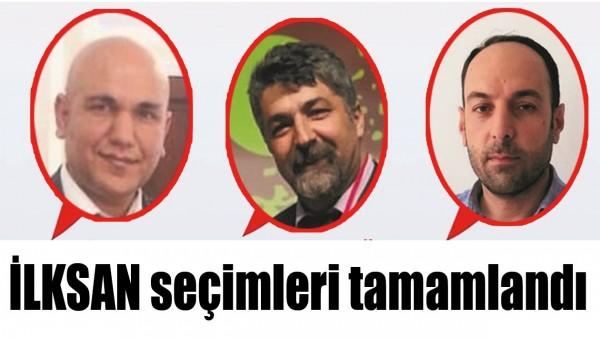 İLKSAN SEÇİMLERİ TAMAMLANDI