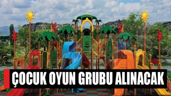 OYUN GRUBU YAPILACAK